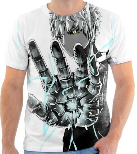 Camiseta - One punch man 03