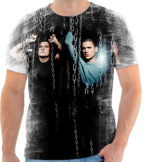 Camiseta - Prison Break 03