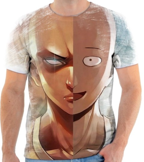 CAMISETA - Saitama - One Punch-Man 05