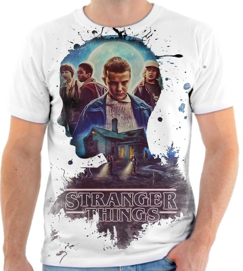 Camiseta - Stranger Things 16