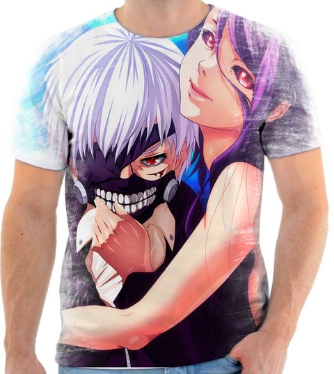 Camiseta - Rize Tokyo Ghoul 03