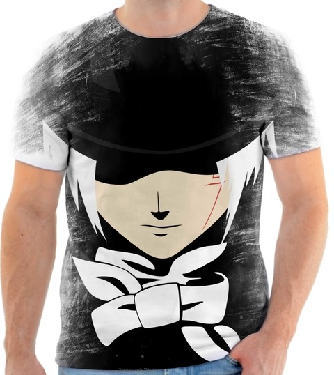 CAMISETA - D.GRAY-MAN 01