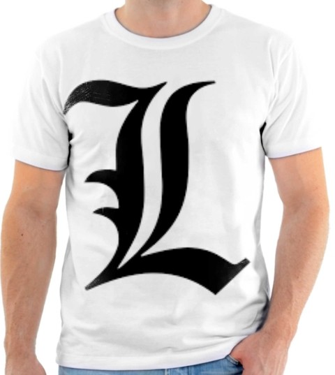 CAMISETA - DEATH NOTE 07