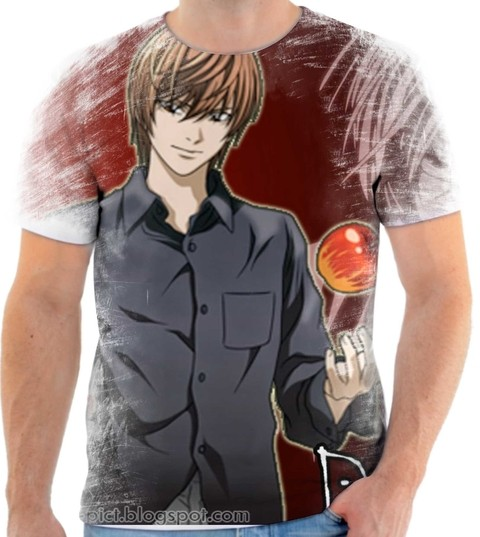 CAMISETA - DEATH NOTE 11