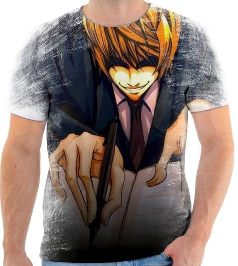 CAMISETA - DEATH NOTE 13
