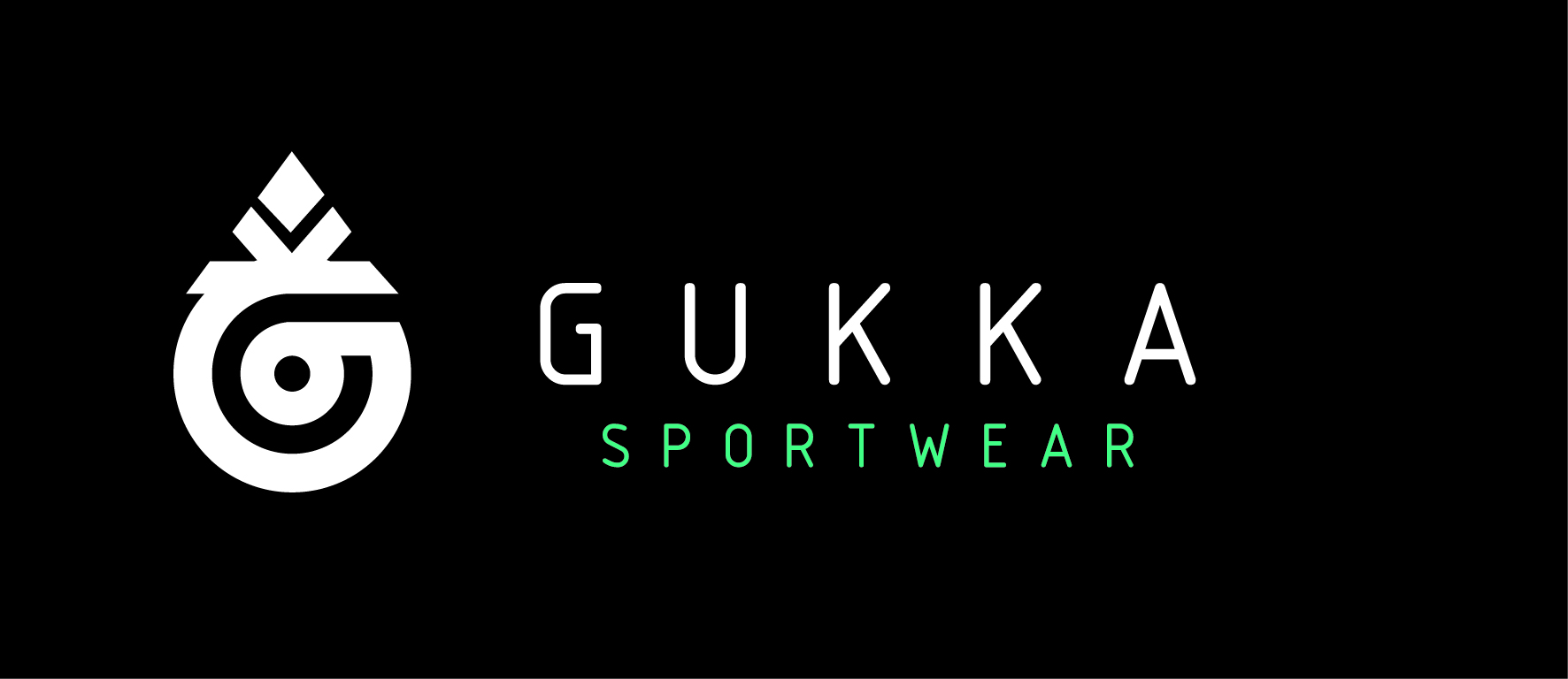 Sello de G U K K A Sport Wear