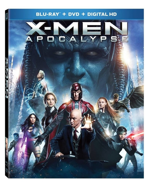 [PRE-ORDER] X-Men Apocalypse Bluray Combo (Blu-ray 3D + Blu-ray + Digital HD)