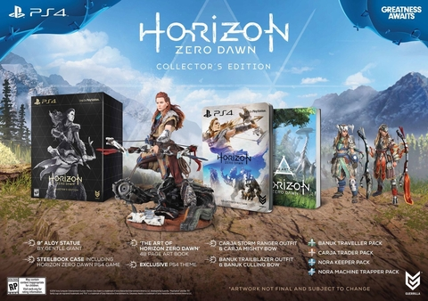 [PRE-ORDER] Horizon Zero Dawn Playstation 4