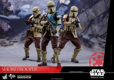 [PRE-ORDER - PRECIO RESERVA]  Hot Toys Shoretrooper - Rogue One