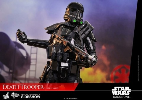 [PRE-ORDER - PRECIO RESERVA] HOT TOYS Imperial Death Trooper - Rogue One