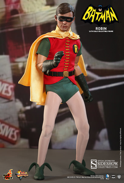 Hot Toys Robin (Batman 66´ TV Series) - comprar online
