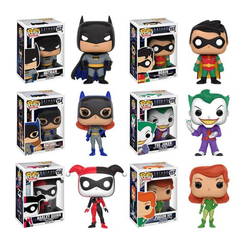 [PRE-ORDER] Funko POP! Batman The Animated Series
