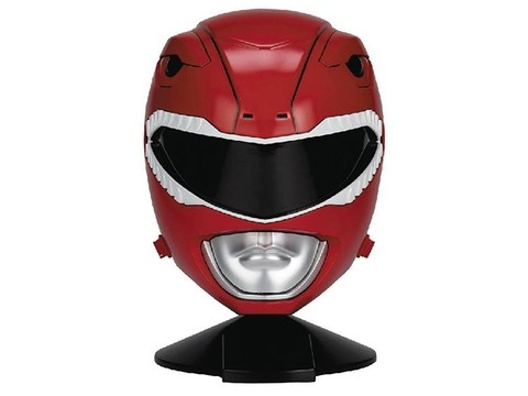 [PRE-ORDER] Mighty Morphing Power Rangers Legacy - Red Ranger Helmet