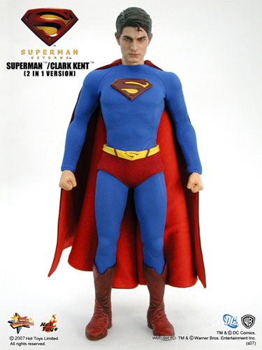Hot Toys Superman (Superman Returns Ver.)