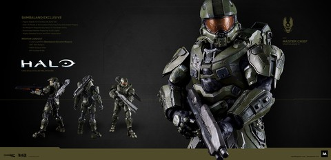[PRE-ORDER] threeA Halo Master Chief 1/6