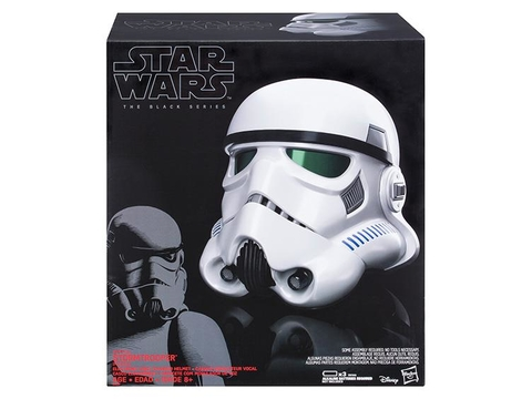 [PRE-ORDER] The Black Series Stormtrooper Helmet