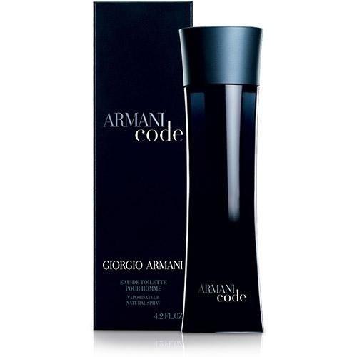 1cca509d3 Armani Code Masculino - Giorgio Armani