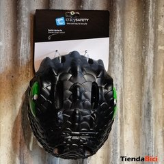 CASCO CRAZY SAFETY BLACK DRAGON - comprar online