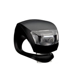 KNOG BEETLE READ BLACK 2 LED