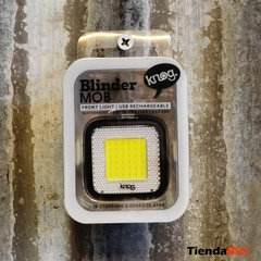 KNOG BLINDER MOB MR CHIPS FRONT BLACK - comprar online