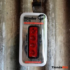 KNOG BLINDER MOB V FOUR EYES BLACK - comprar online