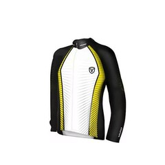 VAIRO CAMPERA COLORS LINE YELLOW