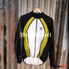VAIRO CAMPERA COLORS LINE YELLOW - comprar online