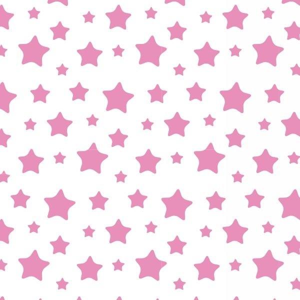 Adesivo De Estrela Para Parede ~ Papel de Parede Quarto Infantil Estrelas