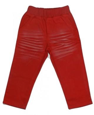 Calça Jeans Infantil Vermelho Ser Garoto 2911.