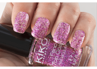 660 Dahlia Purple - Kiko Fancy Top Coat