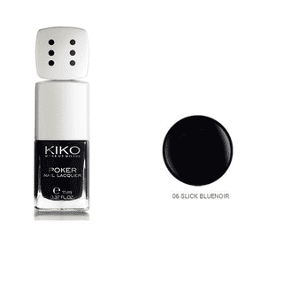 Kiko Poker 06 Slick Bluenoir