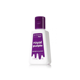 Royal Purple  - Bactericida Bath & BodyWorks