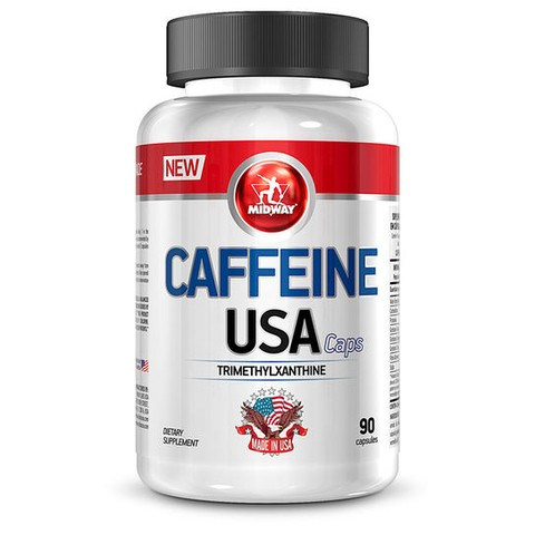Caffeine USA 90 Caps