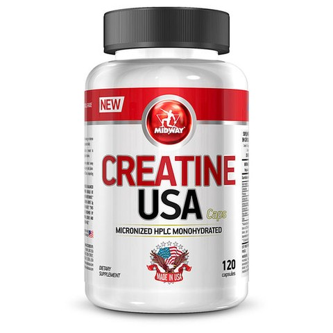 Creatine USA 120 Caps