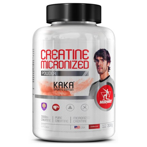 Creatine Powder Kaká Sports Edition 300g
