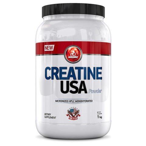 Creatine Powder USA 1 kg