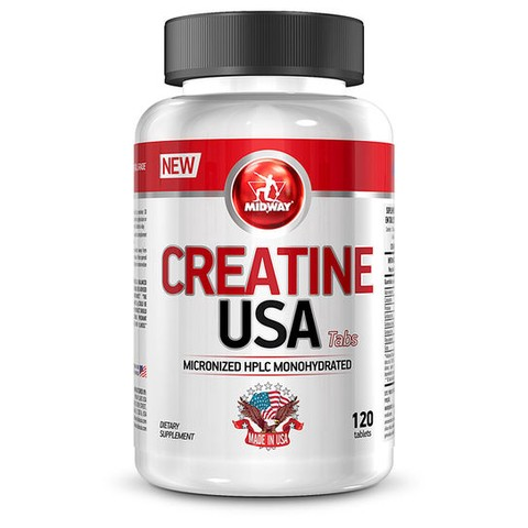 Creatine USA 120 Tabs