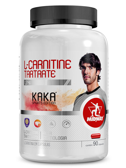 L-Carnitine Tartrate Kaká Sports Edition Midway