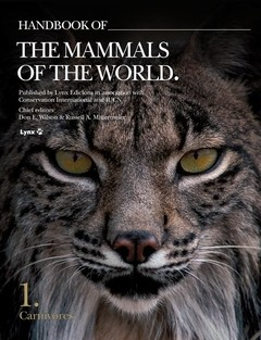Handbook of the Mammals of the World - Volume 1 Carnivores