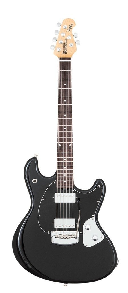 MUSIC MAN STINGRAY BLACK