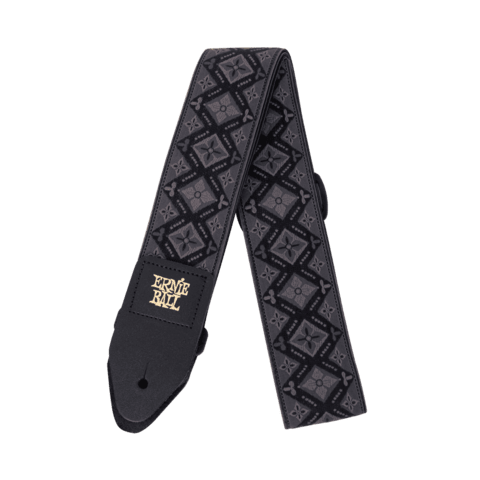 Correas Ernie Ball Jacquard Regal Black