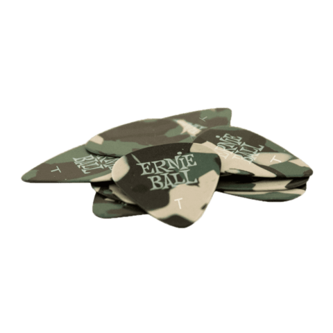 Poeas Ernie Ball CAMOUFLAGE THIN