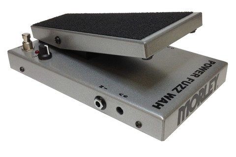 Morley Power Fuzz Wah