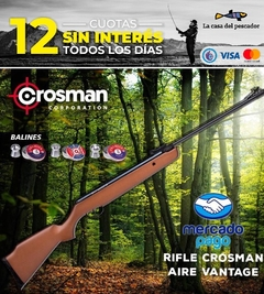 Rifle Crosman Vantage NP cal 5,5