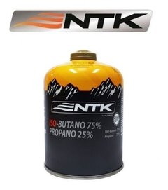 Cartucho gas NTK 450 g