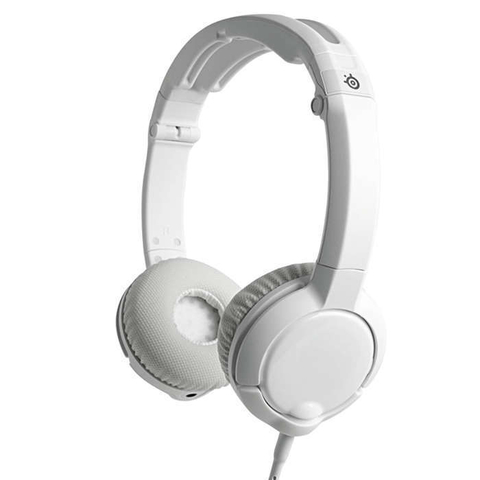 Headphone Gamer Steelseries Flux White com Microfone 61279