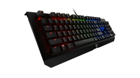 Teclado Razer  GAMER Blackwidow X Tournament Chroma
