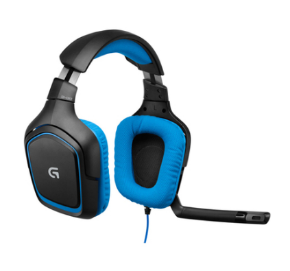 Headset Gamer Logitech G430 7.1