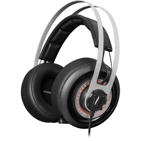 SteelSeries Headset Gamer Siberia Elite World of Warcraft 51154