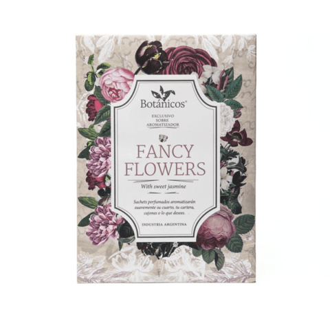 Sobres Aromatizadores Fancy Flowers